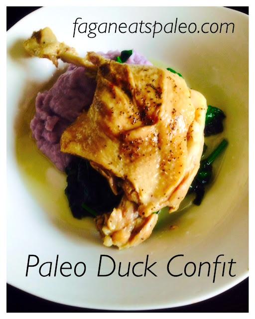 Paleo Duck Confit