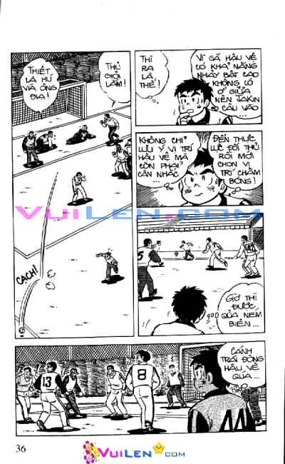 Jindodinho - Đường Dẫn Đến Khung Thành III  Tập 12 page 36 Congtruyen24h