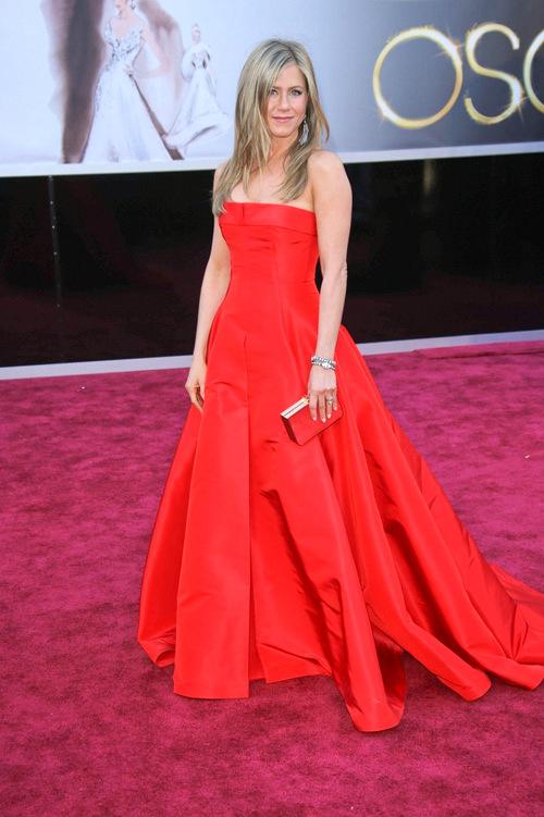 Jennifer Aniston vestido valentino oscar