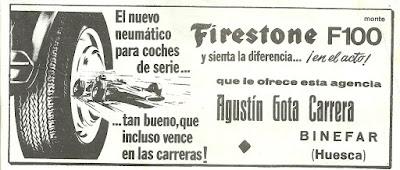 Publicidad Agustín Gota Carrera Binefar