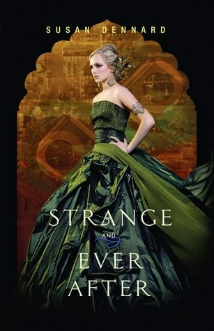 Strange and Ever After book cover