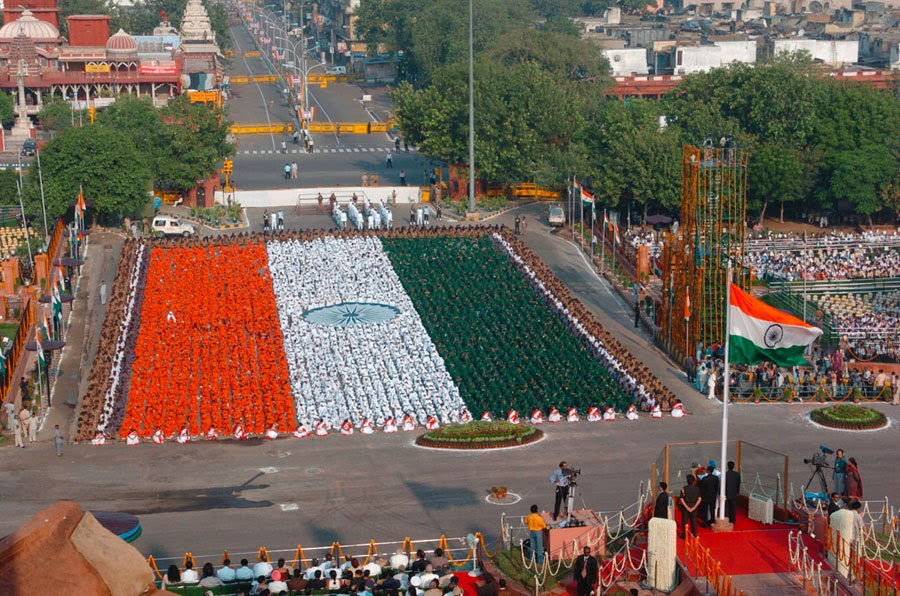 Independence Day. Red Fort, Image