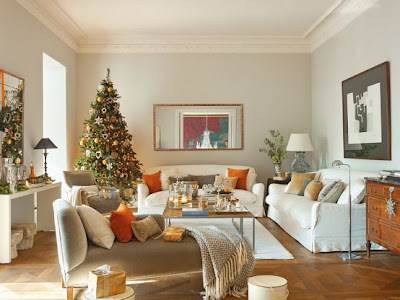 Modern Cristmas Design Ideas For Interior