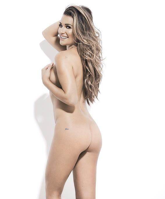 Lea Michele goes nude – Sexy Ass