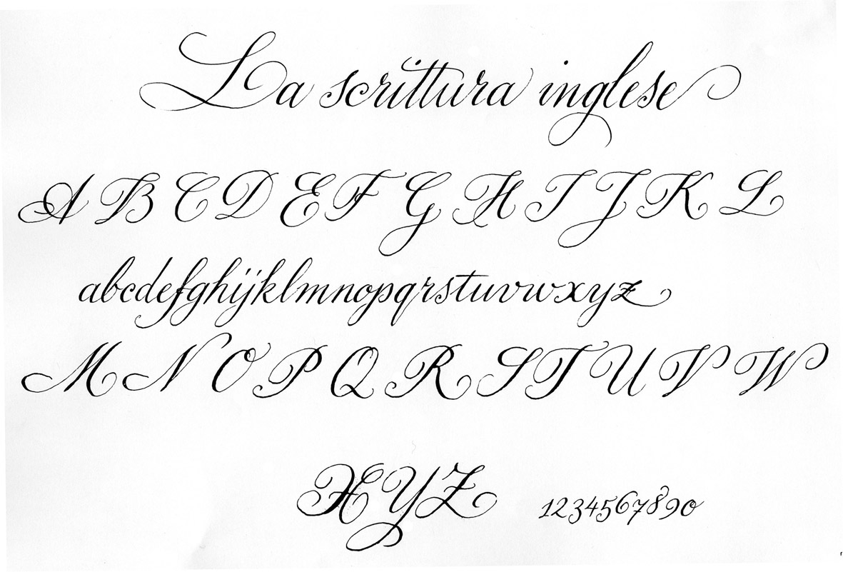 Eccezionale Stili Corsivo Per Tatuaggi DU29 » Regardsdefemmes LP51