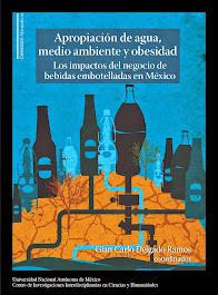 Apropiación de agua, medio ambiente y obesidad