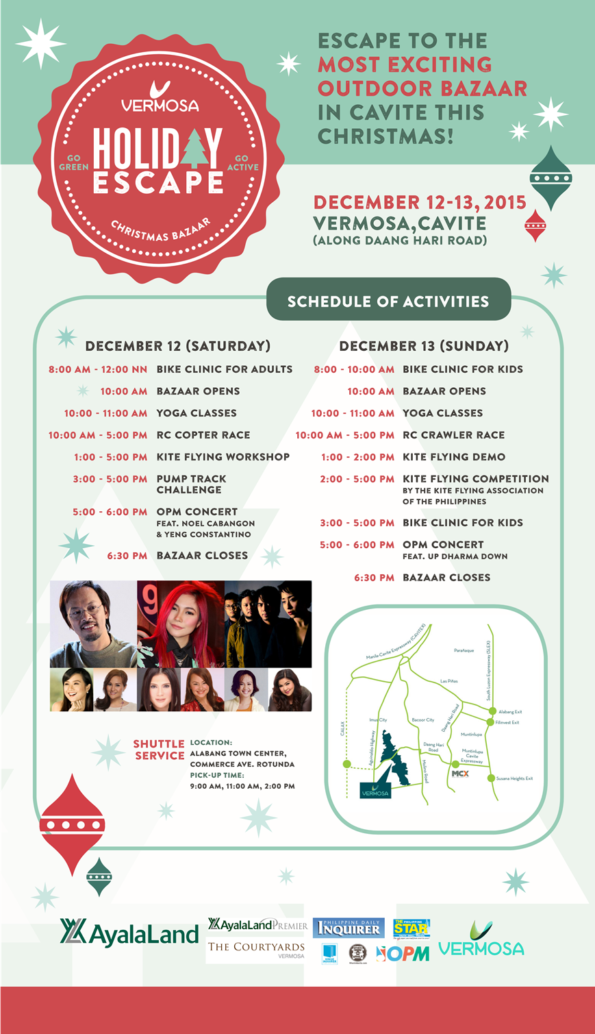 Celebrate Christmas at Vermosa Holiday Escape - Recycle Bin of a ...