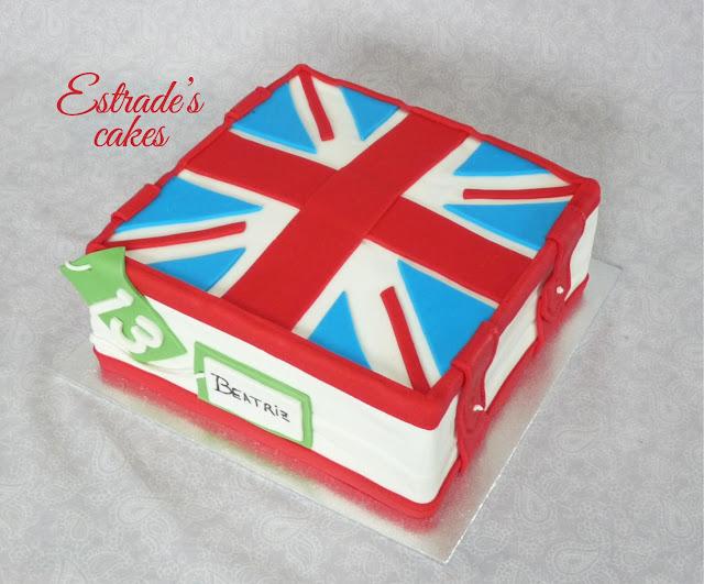 tarta cuadrada de maleta británica-3