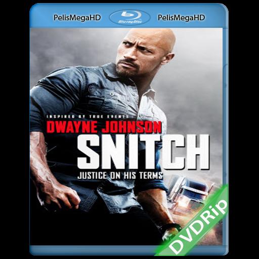 SNITCH++EL+MENSAJERO+dvdrip Snitch (El mensajero) [2013] [DVDRip] [Latino]
