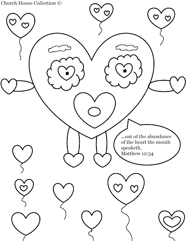 Valentine%27s+Day+Heart+Coloring+Page+For+Sunday+School+Kids+Matt+12  title=