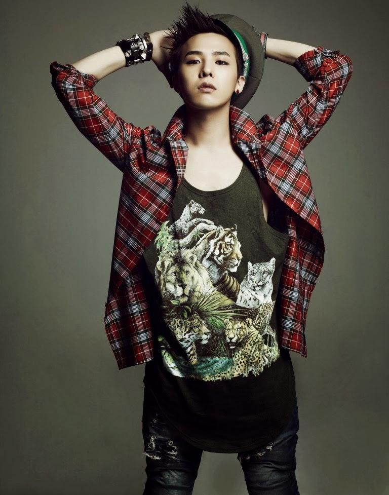 G Dragon Fashion better known as G-Dragon