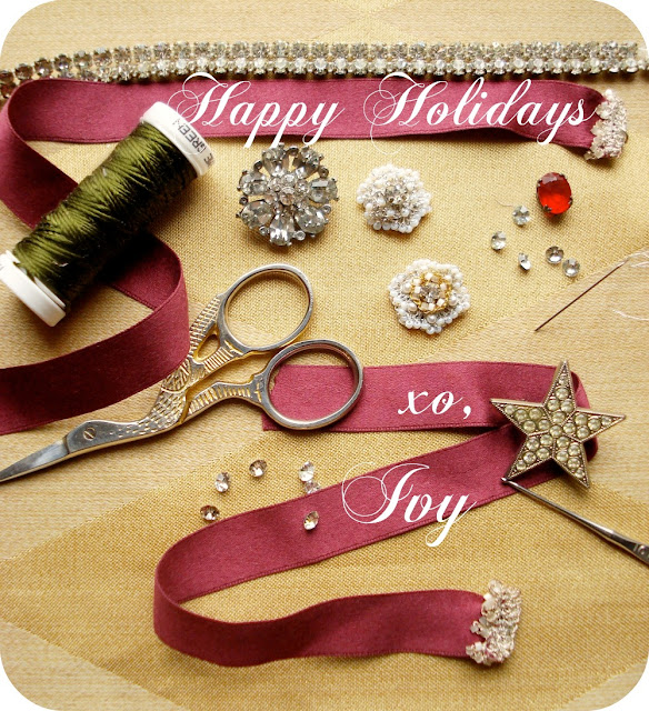 Happy Holidays from Edera Jewelry