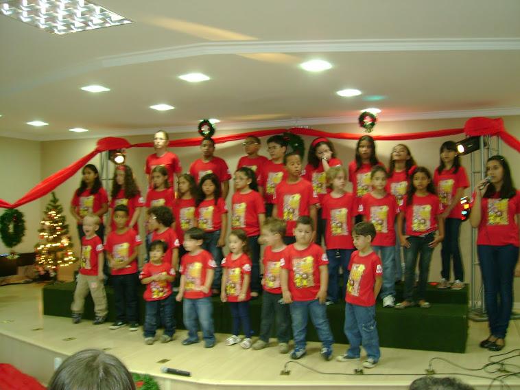 Cantata de natal 2012