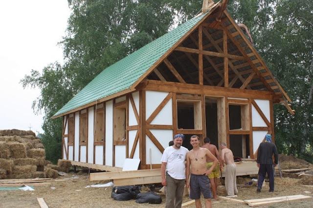 Двухэтажный Каркасный Дом Инструкция