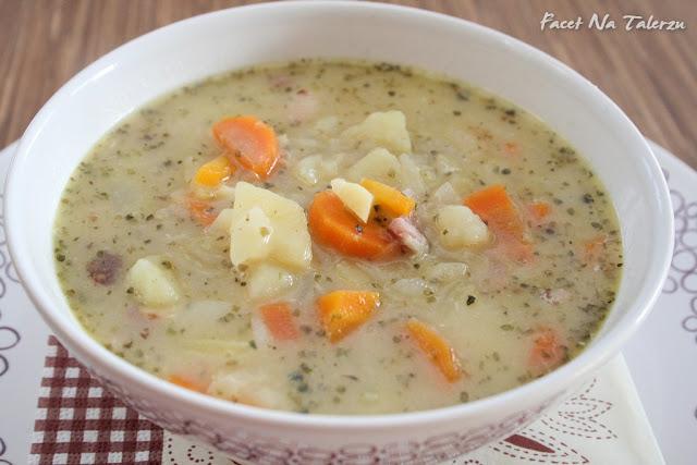niemiecka zupa jarzynowa