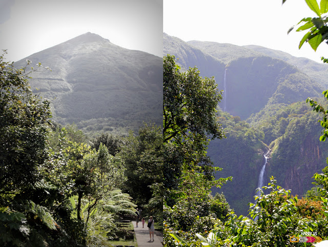 Guadeloupe - Chutes du Carbet