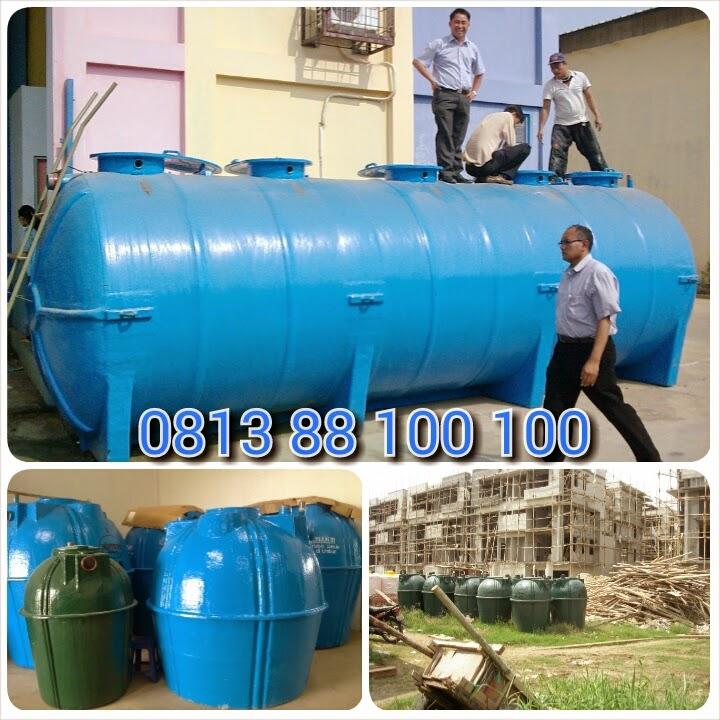 septic tank biotech ramah lingkungan dan modern