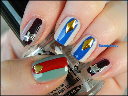 http://beautyjudy.com/2013/09/stars-studs-and-stripes-nail-art-with-sations-miss-terranean-collection/