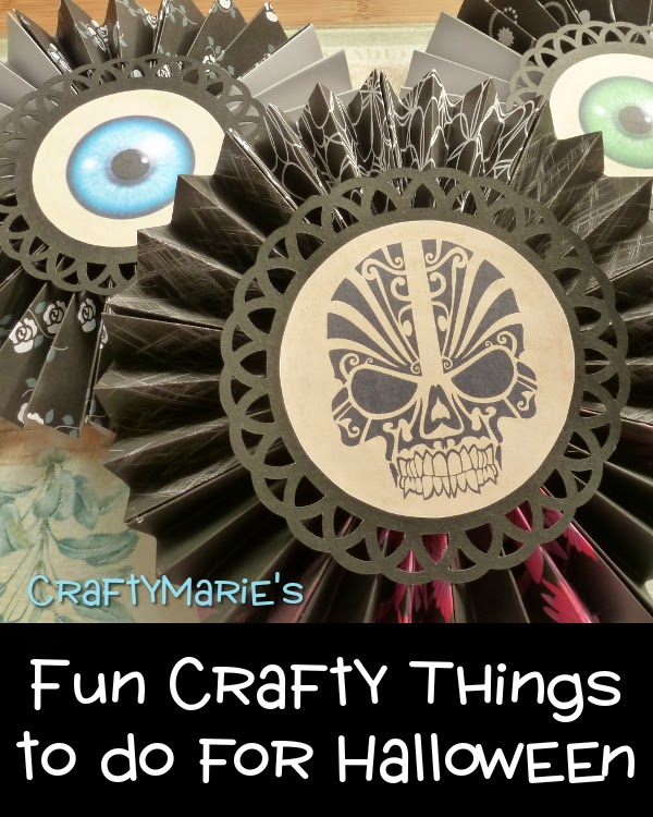 CraftyMarie: Fun Crafty Things To Do For Halloween