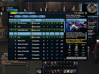 Star Trek Online - Azure Nebula Rescue