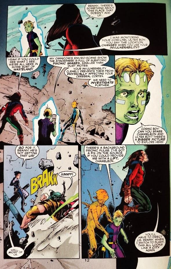 Legion Lost # 5, 6, 7 8 - Abnett, Lanning Coipel