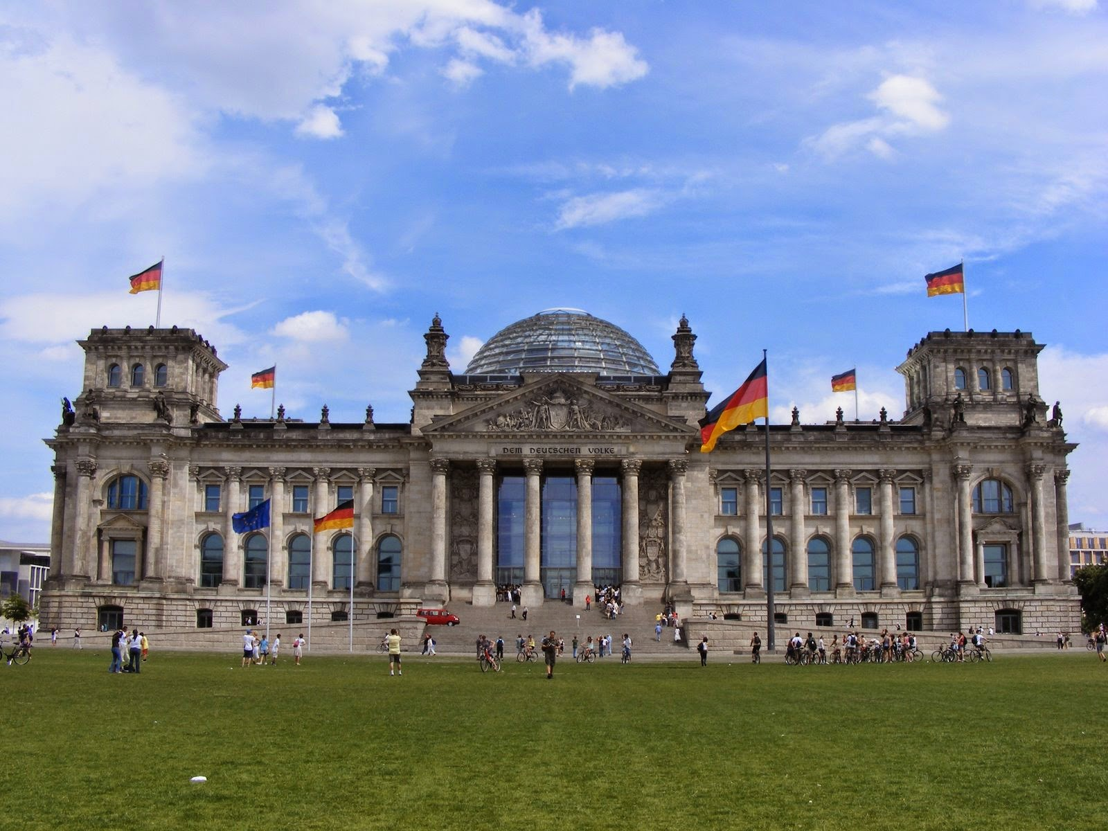 World wondering the longlist the reichstag for House builder