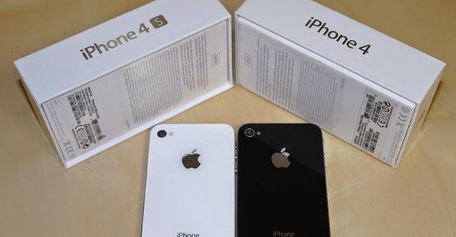 iPhone 4, 4S chính hãng đồng loạt giảm giá