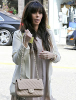 kim kardashian fashion blog