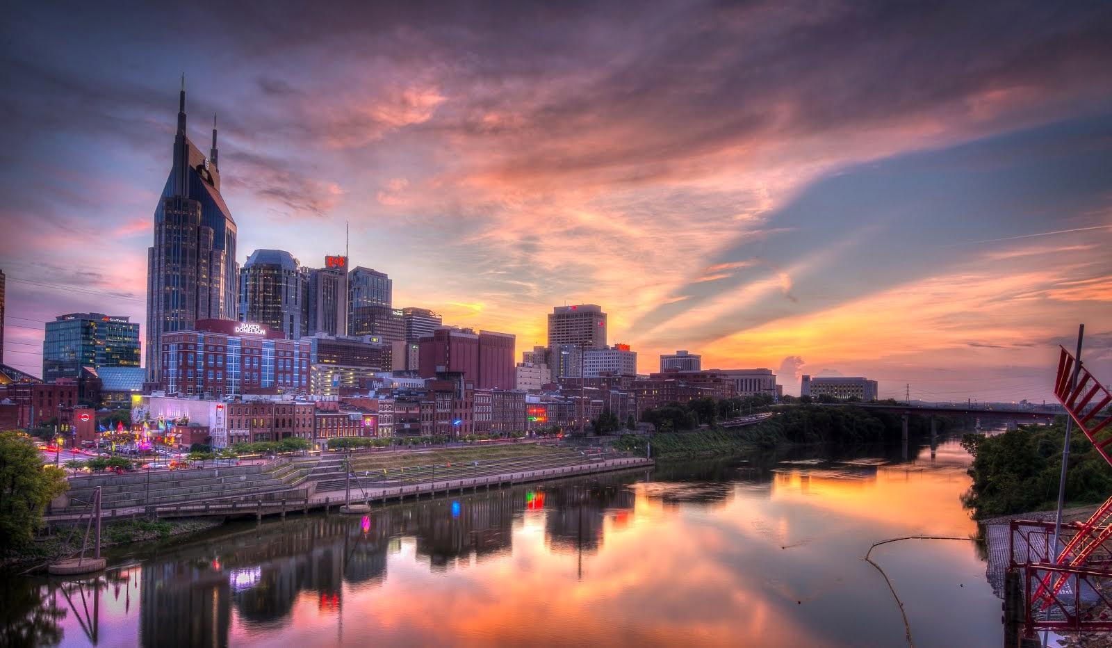 Nashville Tennessee August 2014
