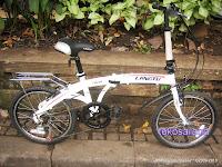 Sepeda Lipat Langtu TW026