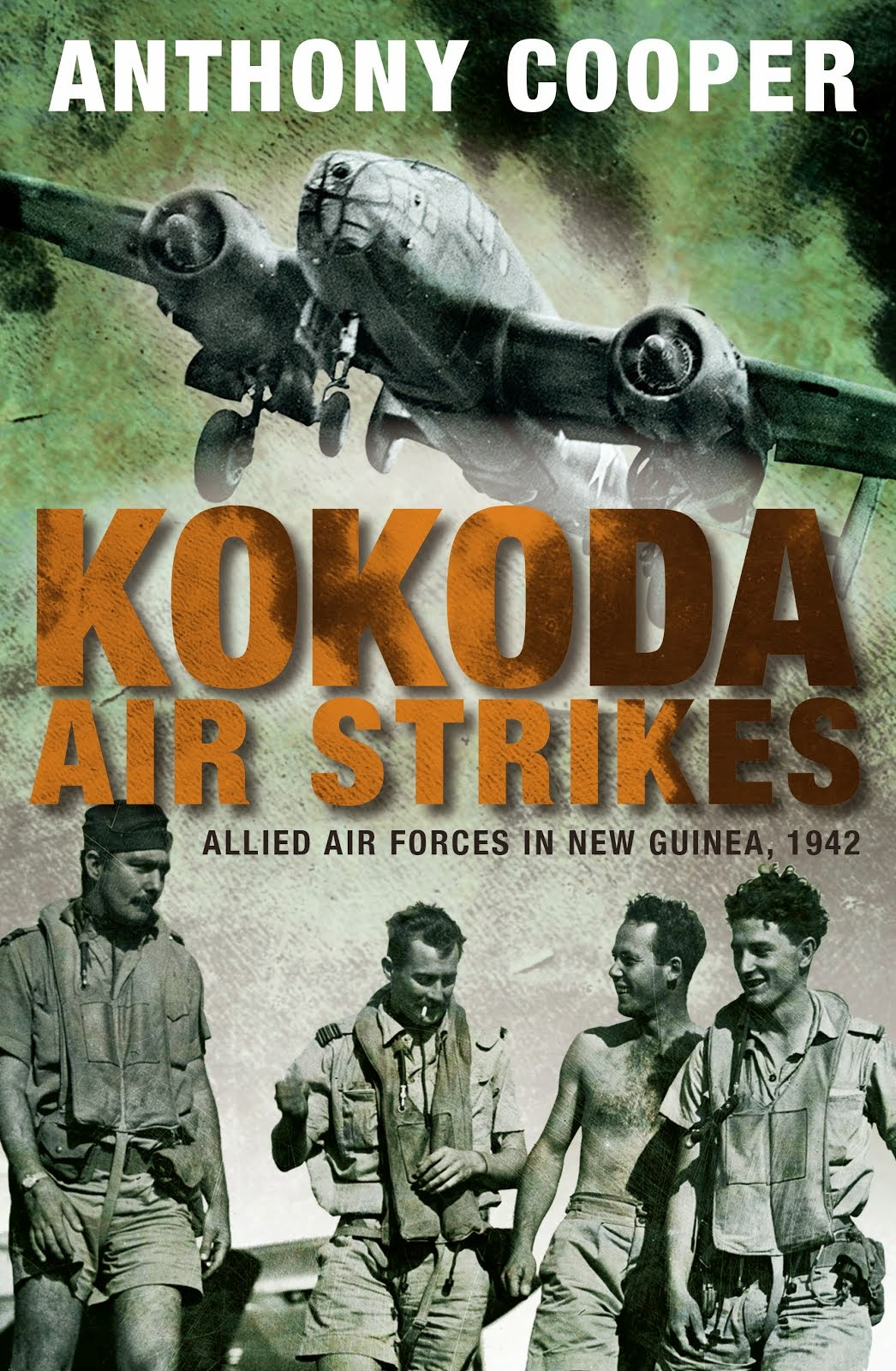 Kokoda Air Strikes