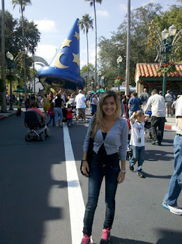 mas um dia de Disney