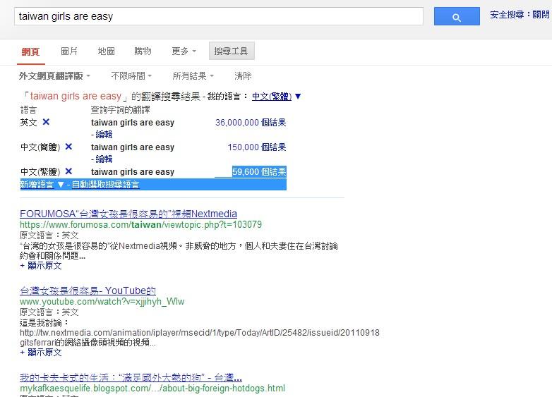 Easy are taiwan girls Hot Taiwanese