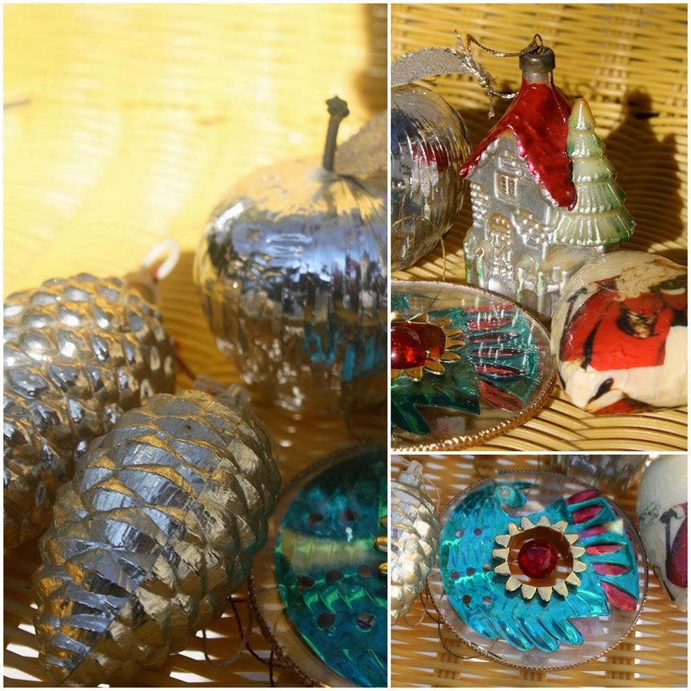 La boutique de petra - Boule de noel vintage ...