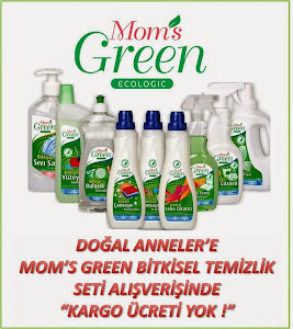Mom's Green'de indirim!