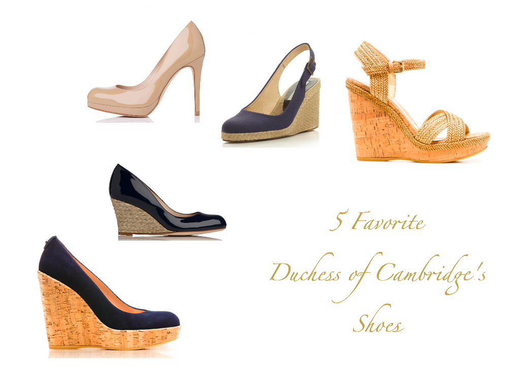 Duchess of Cambrisge shoes