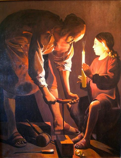 Le voyage int rieur saint joseph poux de la vierge marie for Le voyage interieur