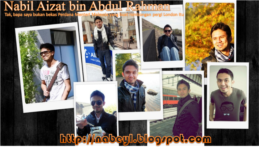 Nabil Aizat bin Abdul Rahman