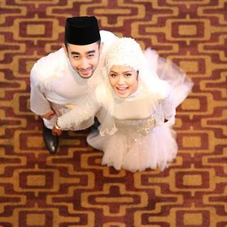 gambar liyana jasmay kahwin