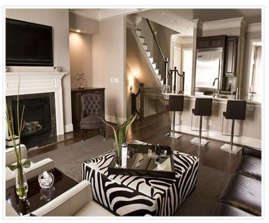 Alfombras de cebra decorar tu casa es for Decoracion cebra