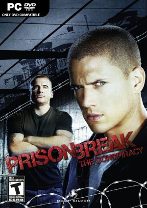 Prision Break - The Conspiracy HD Wallpaper