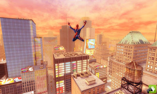 THE AMAZING SPIDER-MAN ANDROID FULL GAME