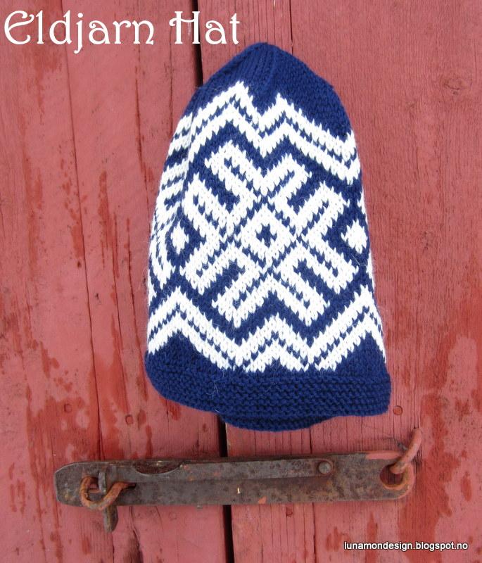 Eldjarn Hat