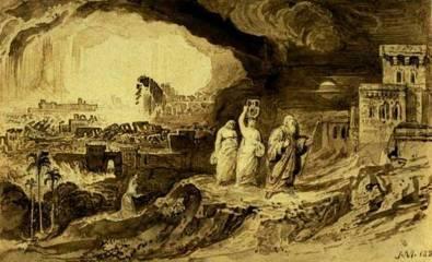 Misteri Sodom dan Gomora