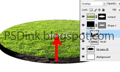 Trik Cara Mudah Membuat Effect 3d dengan Photoshop
