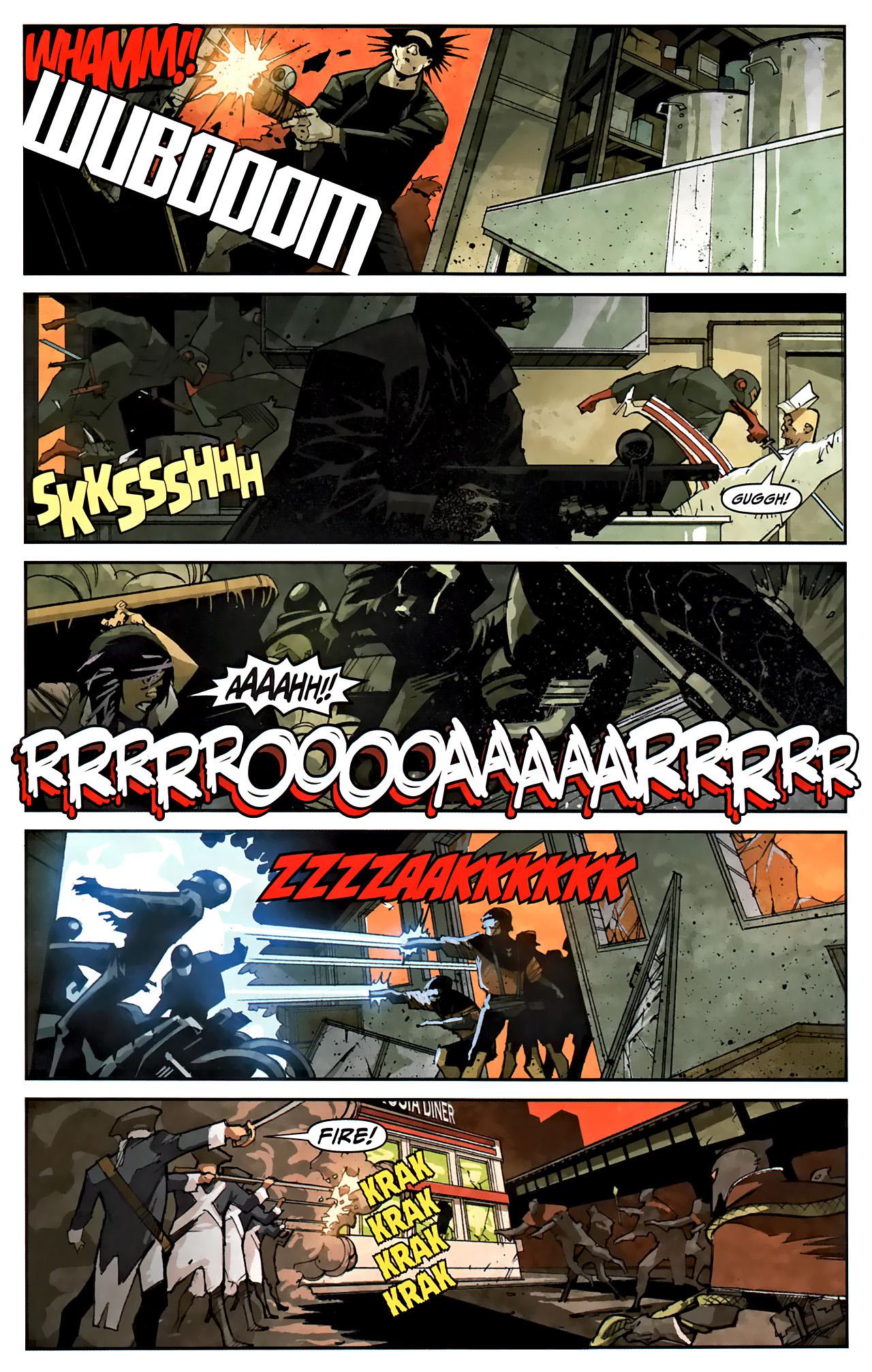 Read online Taskmaster (2010) comic -  Issue #1 - 11