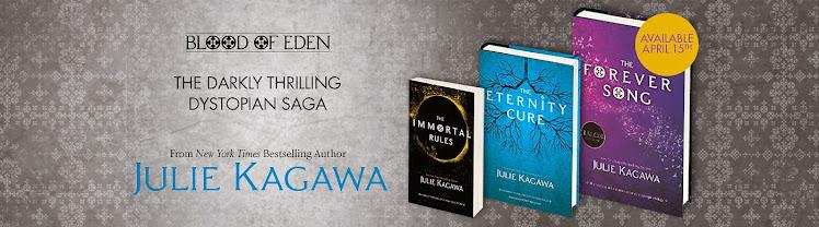 NYT Bestselling author Julie Kagawa