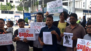 Dakwa polis sebabkan kematian Syed Azlan – SUARAM