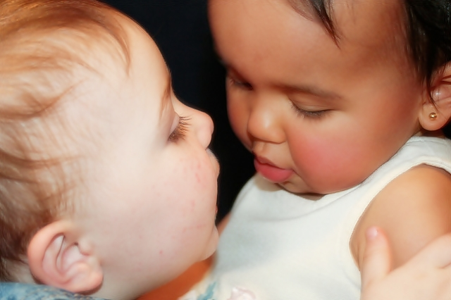 biracial babies photos