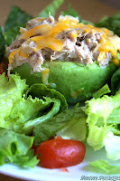 http://foodiefelisha.blogspot.com/2013/06/avocado-tuna-melt.html